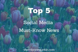 Top Five: New apps, new features in social media