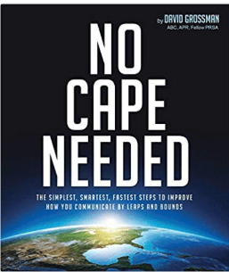 Competition: Win your copy of 'No Cape Needed'