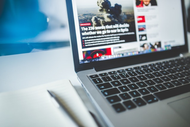 online media coverage